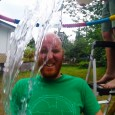 I experimented with a bullet time effect for my ALS Ice Bucket Challenge.